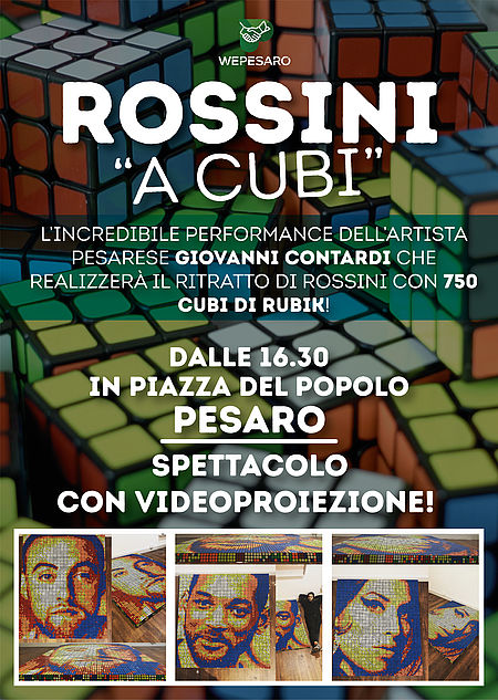 Rossini in cubi