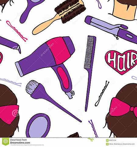 Strumenti per parrucchiera ed estetista
