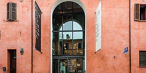 Biblioteca San Giovanni ph. Luigi Angelucci