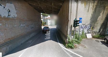 Chiusura del sottopasso di via La Marca, vietato il transito per veicoli e pedoni