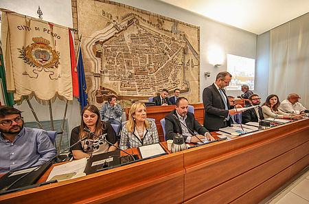 Bilancio, Ricci: «Noi ancora virtuosi: grande attenzione a sapere, solidarietà e cultura senza aumentare le tasse»