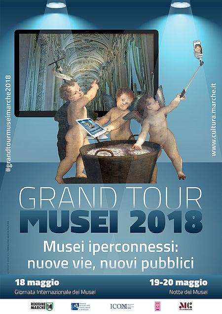Locandina Giornata dei Musei Icom