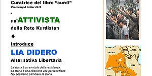 La questione curda tra approfondimento e solidarietà