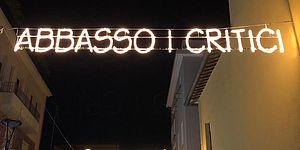 Ricci accende via Castelfidardo: «'Strada lucente' con i versi di Pasqualon e Carlo Pagnini»