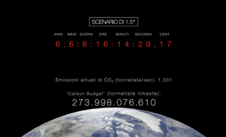 Schermata del 26 agosto 2021_orologio climatico