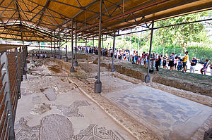 Colombarone Area Archeologica