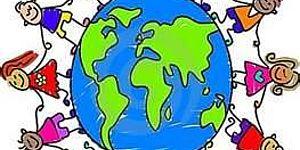 logo giornata mondiale dei diritti dell'infanzia
