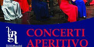 Concerti Aperitivo 2020. Filarmonica Rossini