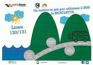 Bici&Bus linea 130 131 copertina