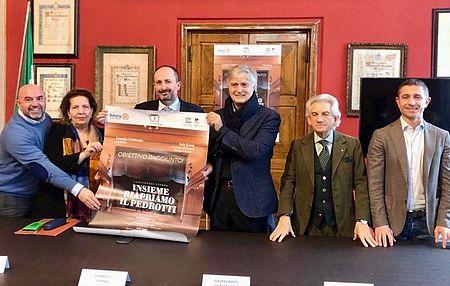 """Crowdfunding """"Insieme riapriamo il Pedrotti"""". Raggiunto e superato l'obiettivo: raccolti oltre 54mila euro"""