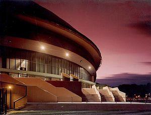 Adriatic Arena Esterno