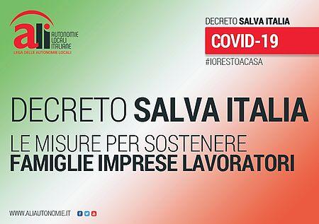 Immagine decreto Salva Italia