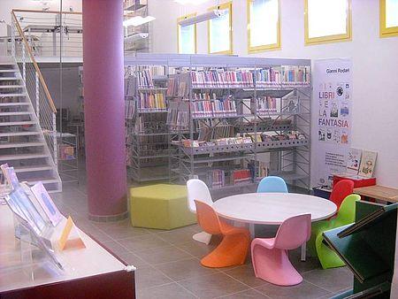 Biblioteca Villa Fastiggi