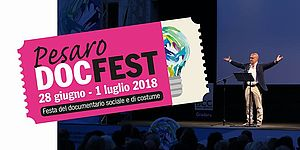 Pesaro Doc festival copertina