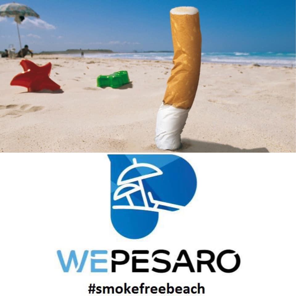 Divieto di fumo in spiaggia