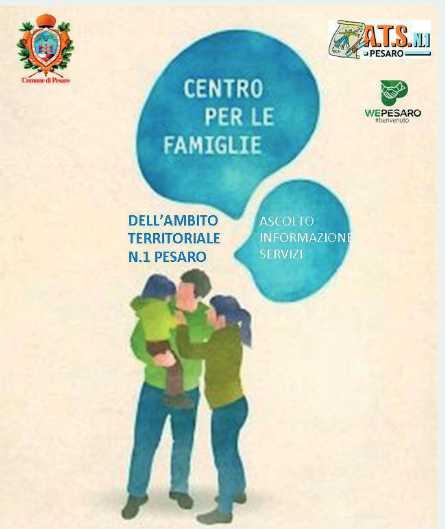 locandina centro per le famiglie