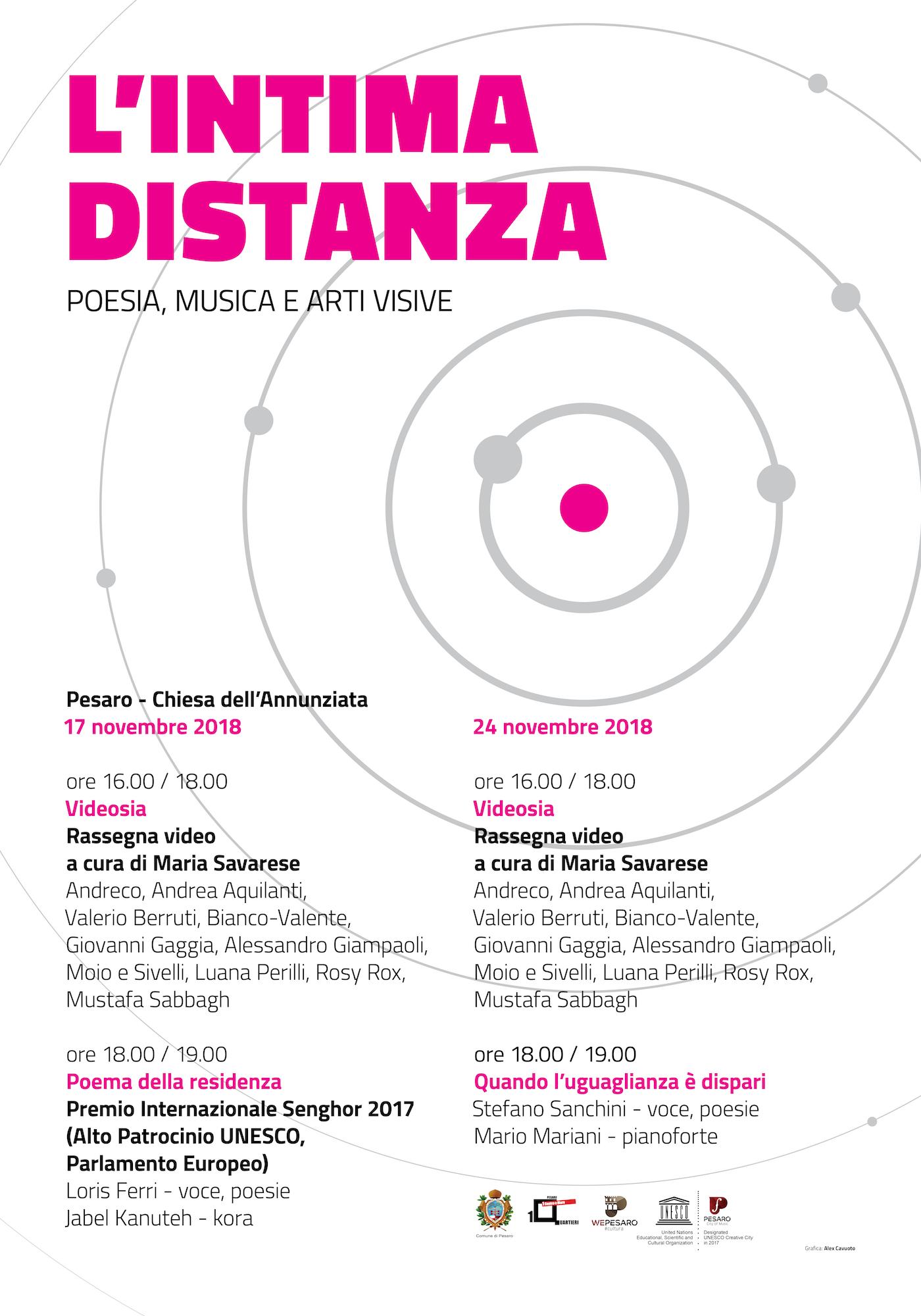 Intima distanza_manifesto