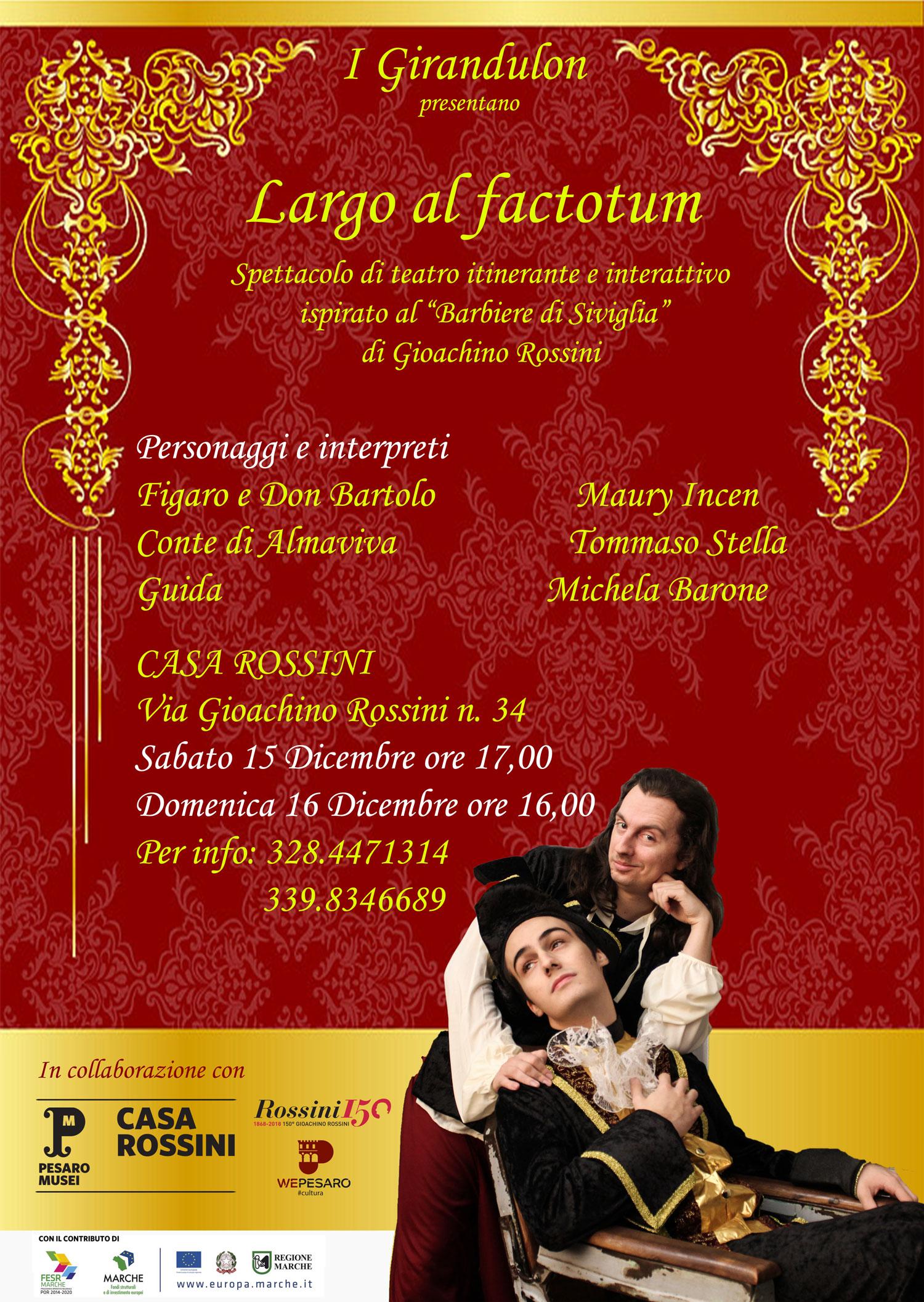 Largo al factotum_locandina