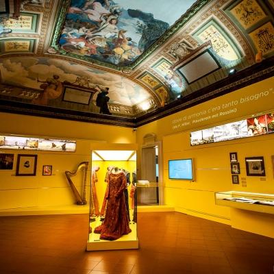 Museo Nazionale Rossini_sala 7