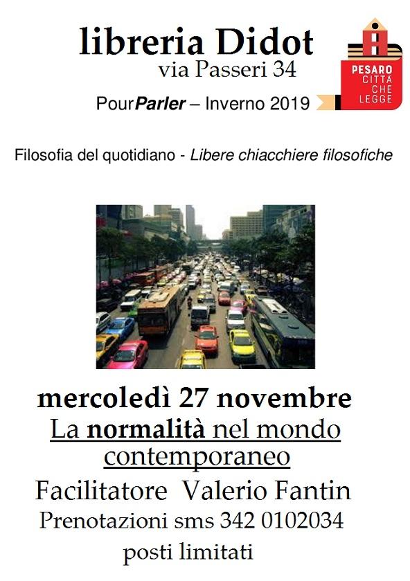 PourParler. Filosofia del quotidiano