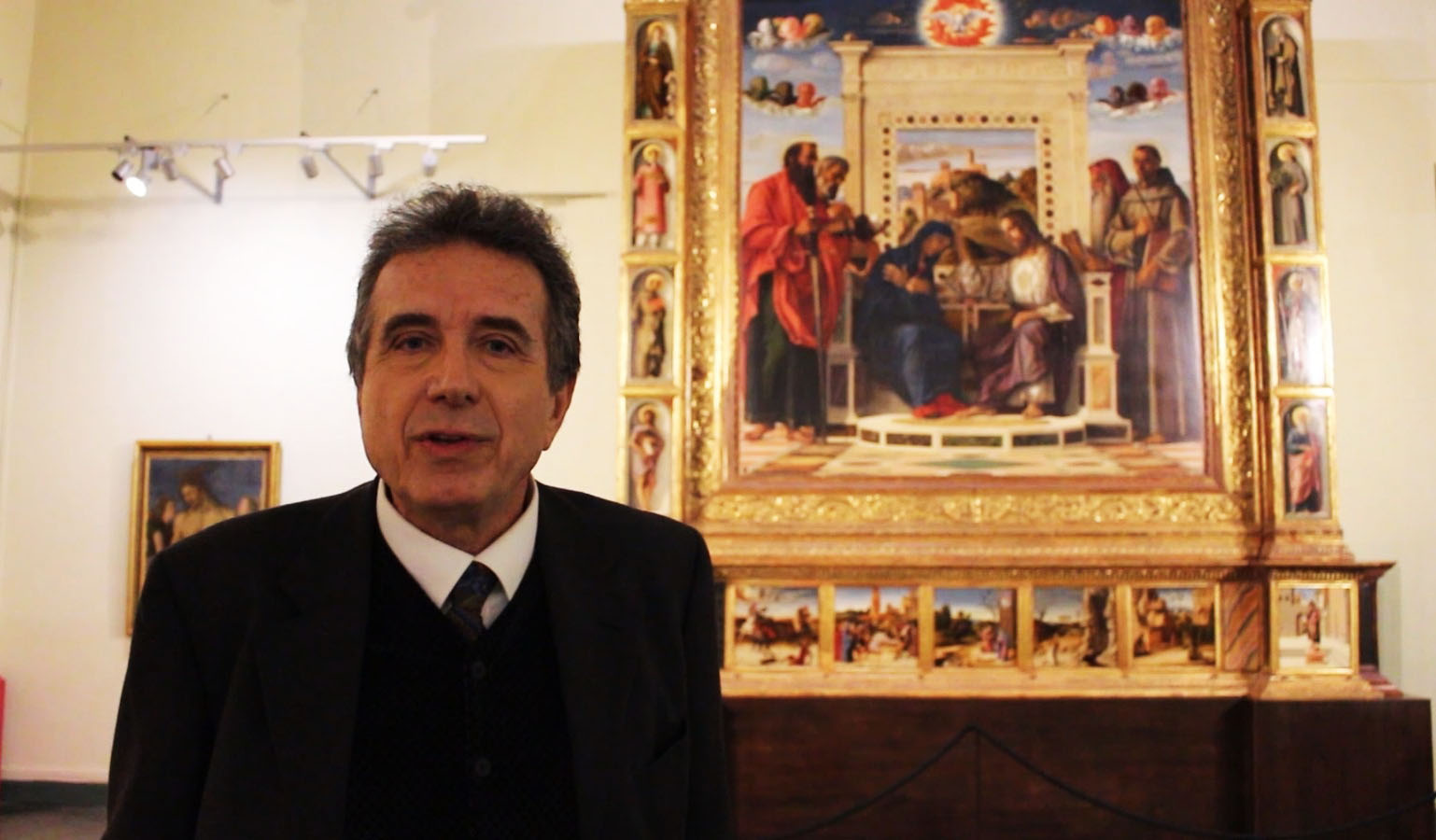 Battistini conferenza on line