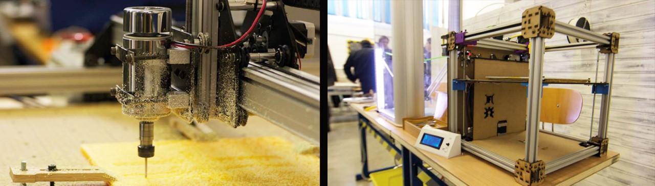 fabbricazione digitale_stampante