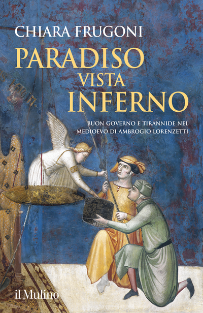Frugoni Chiara, Paradiso vista Inferno copertina