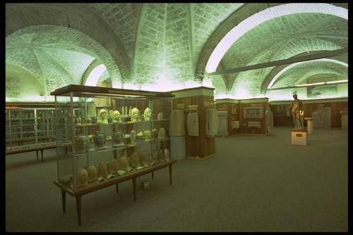Sala Museo Oliveriano