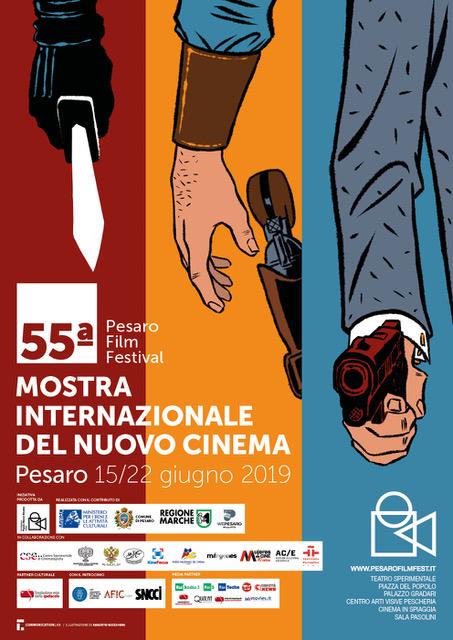 55a Mostra Internazionale del Nuovo Cinema_manifesto