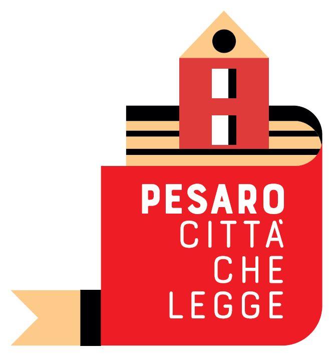PESARO CITTA' CHE LEGGE logo