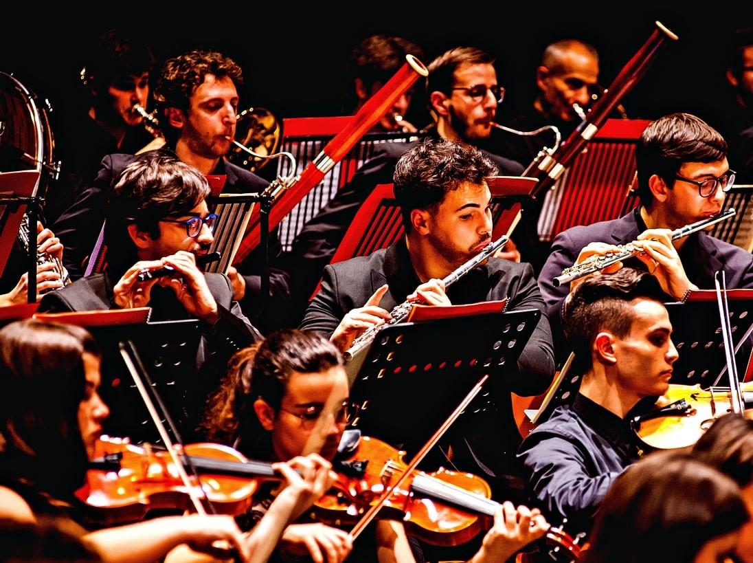 orchestra solisti Conservatorio ph. L. Angelucci