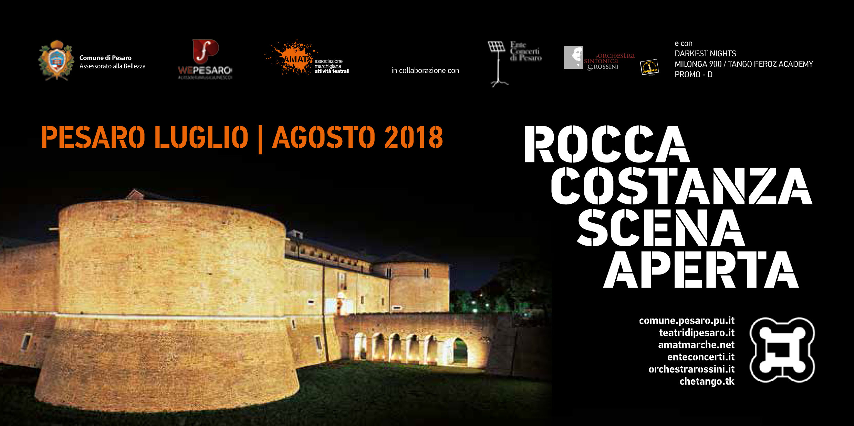 Rocca Costanza 2018