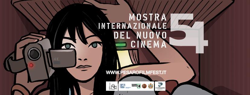 Manifesto 54a Mostra Internazionale del Nuovo Cinema