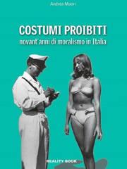 Costumi proibiti particolare della copertina del libro