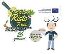 logo progetto Green RistoTrain