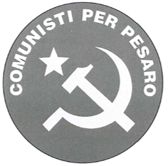 Logo comunisti per Pesaro