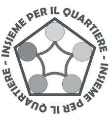 Insieme per il quartiere logo