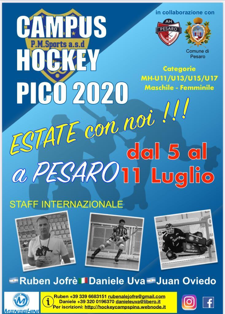 Hockey Camp Pico