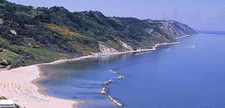Spiaggia Baia Flaminia Pesaro