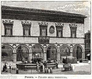 Fontana e Palazzo Ducale