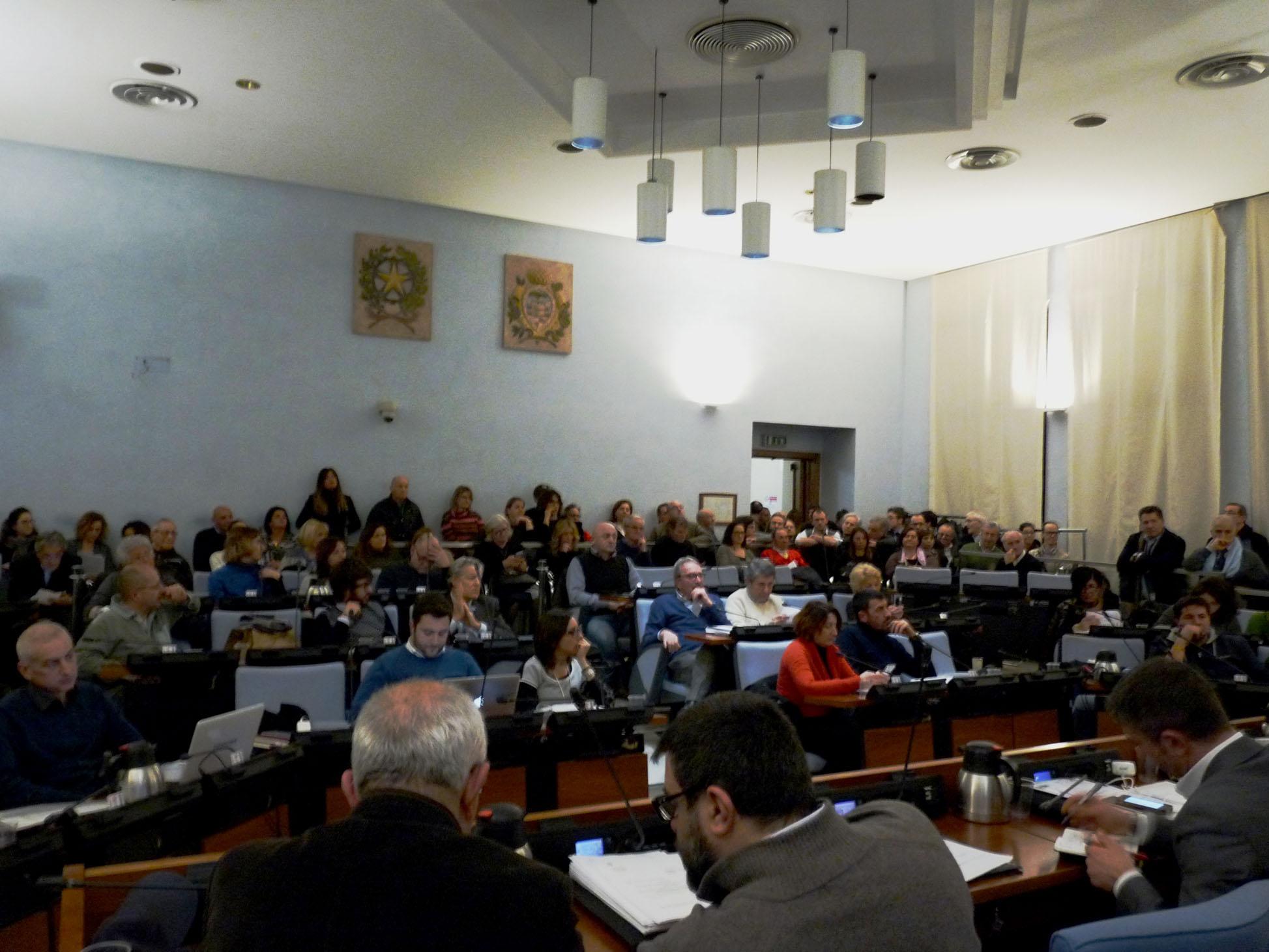 consiglio comunale 21 maggio 2018