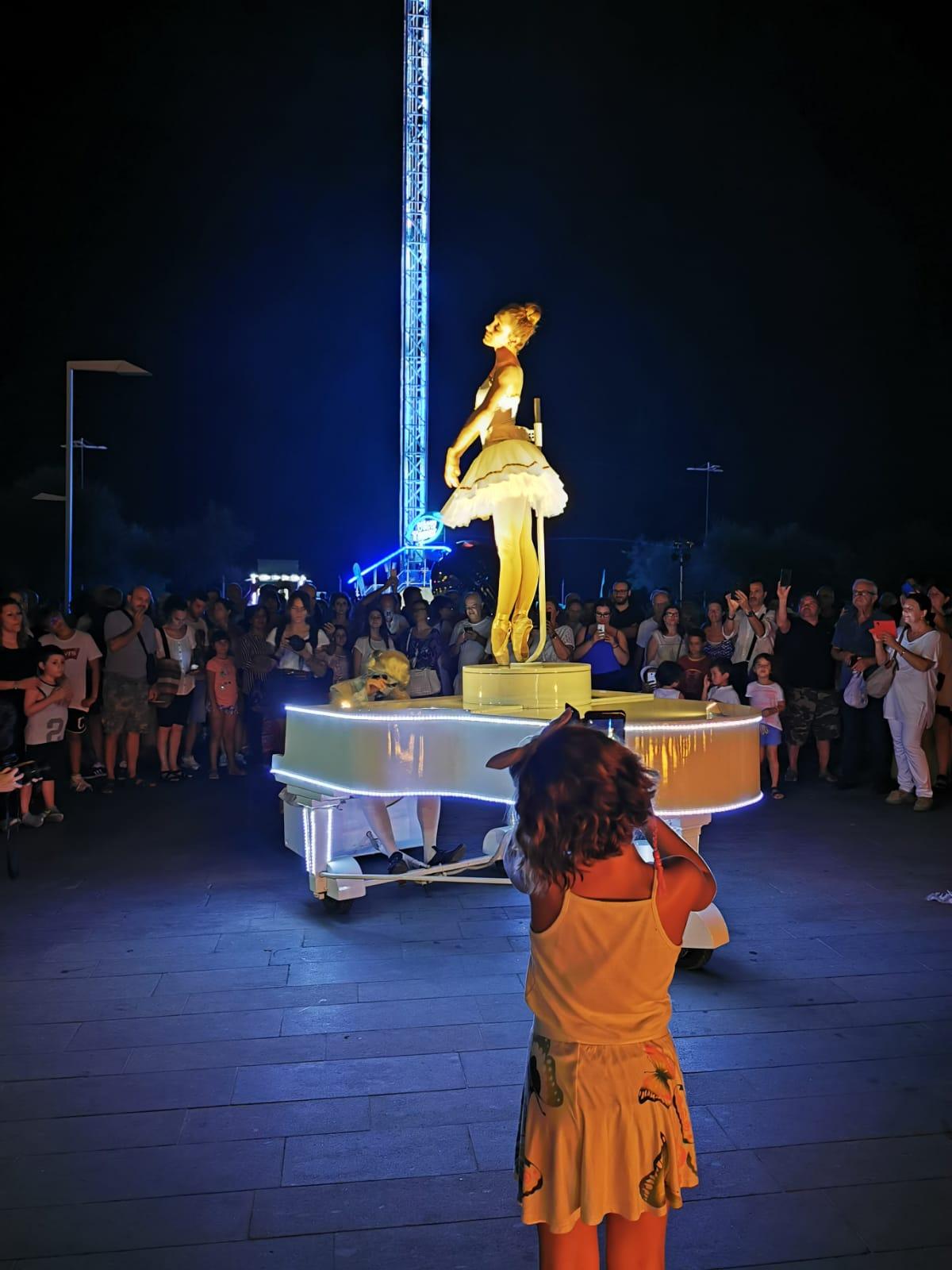 Candele Sotto le Stelle 2019, Ricci: «Una notte magica, diventata l'evento più glamour dell'estate italiana»