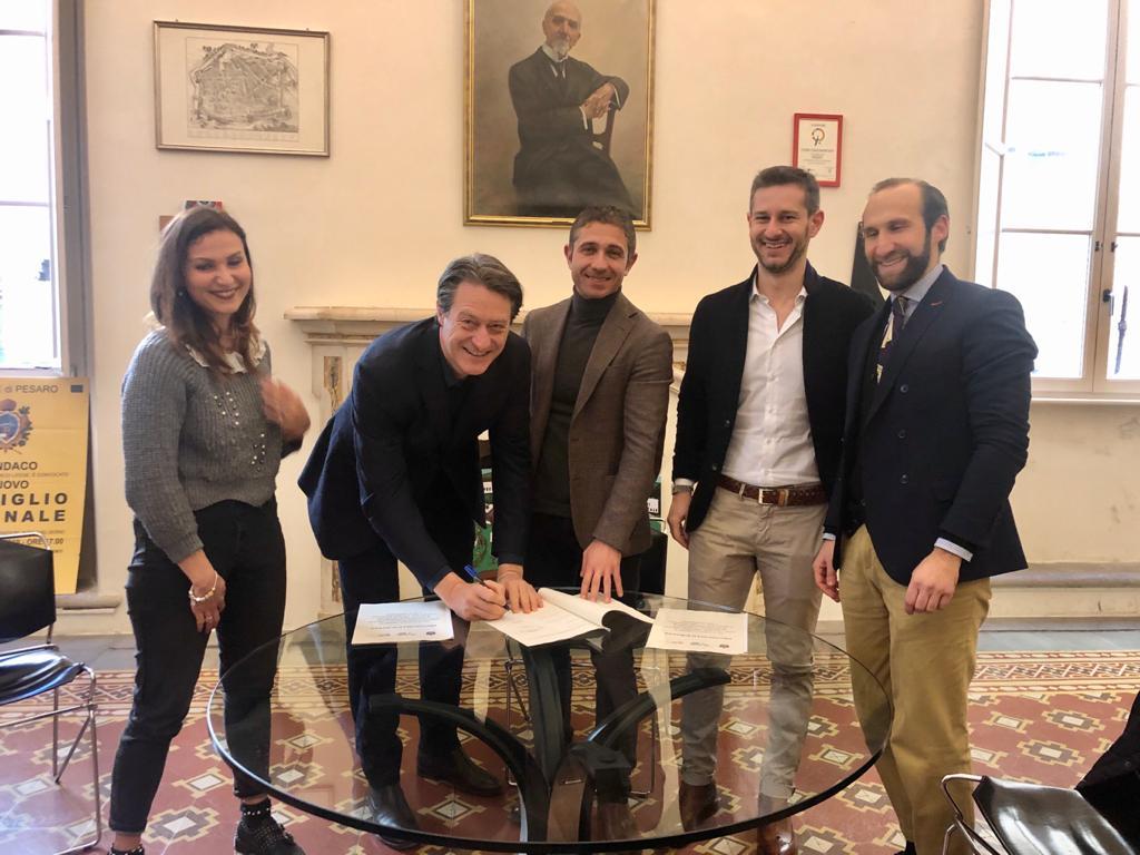 Comune di Pesaro e FIAIP firmano il Protocollo d'Intesa per la programmazione urbana e lo sviluppo sostenibile