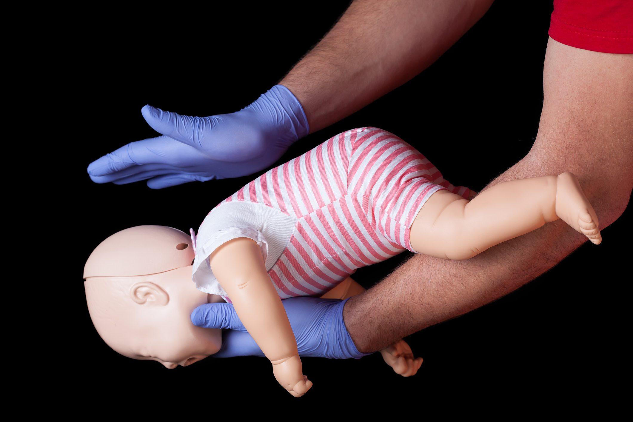 corso di disostruzione pediatrica