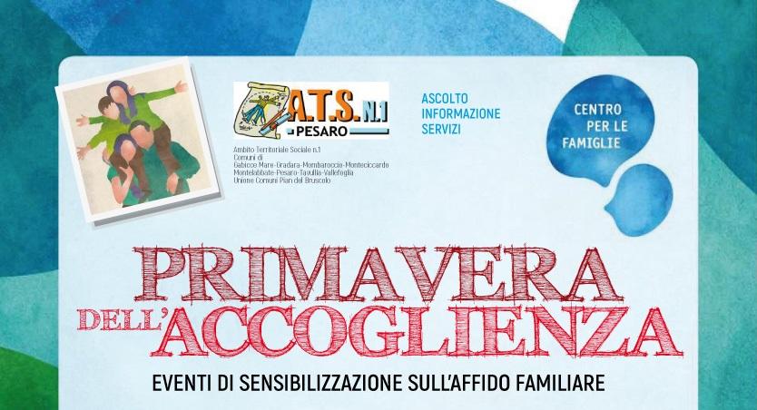 'primavera dell'accoglienza 2019', il programma del centro per le famiglie dell'ats n.1