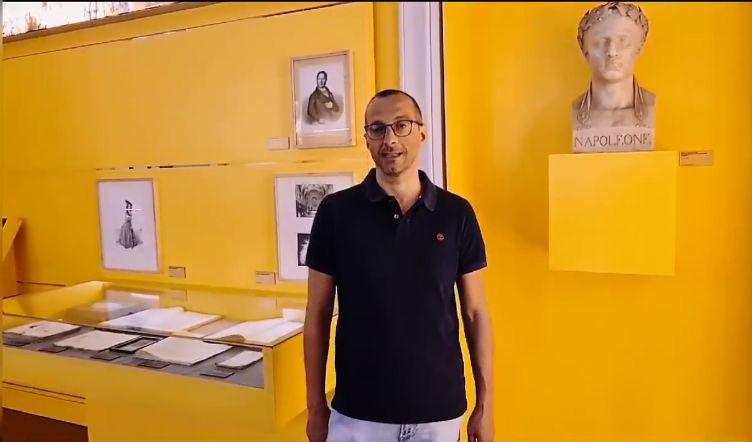 Ricci al museo