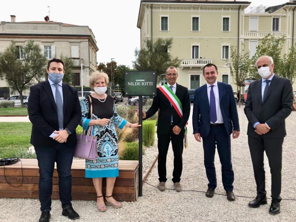 Livia Turco Sindaco ed altre autorità