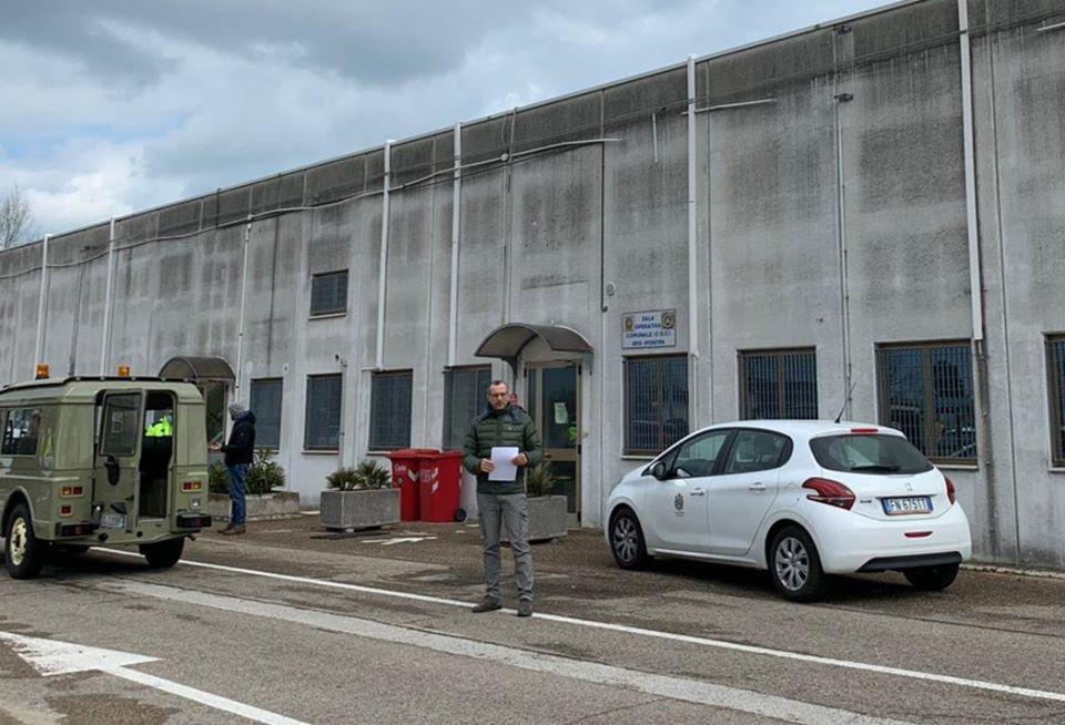Coronavirus, Ricci: «'Checkpoint guariti' in strada dei Cacciatori per Pesaro e vallata del Foglia»