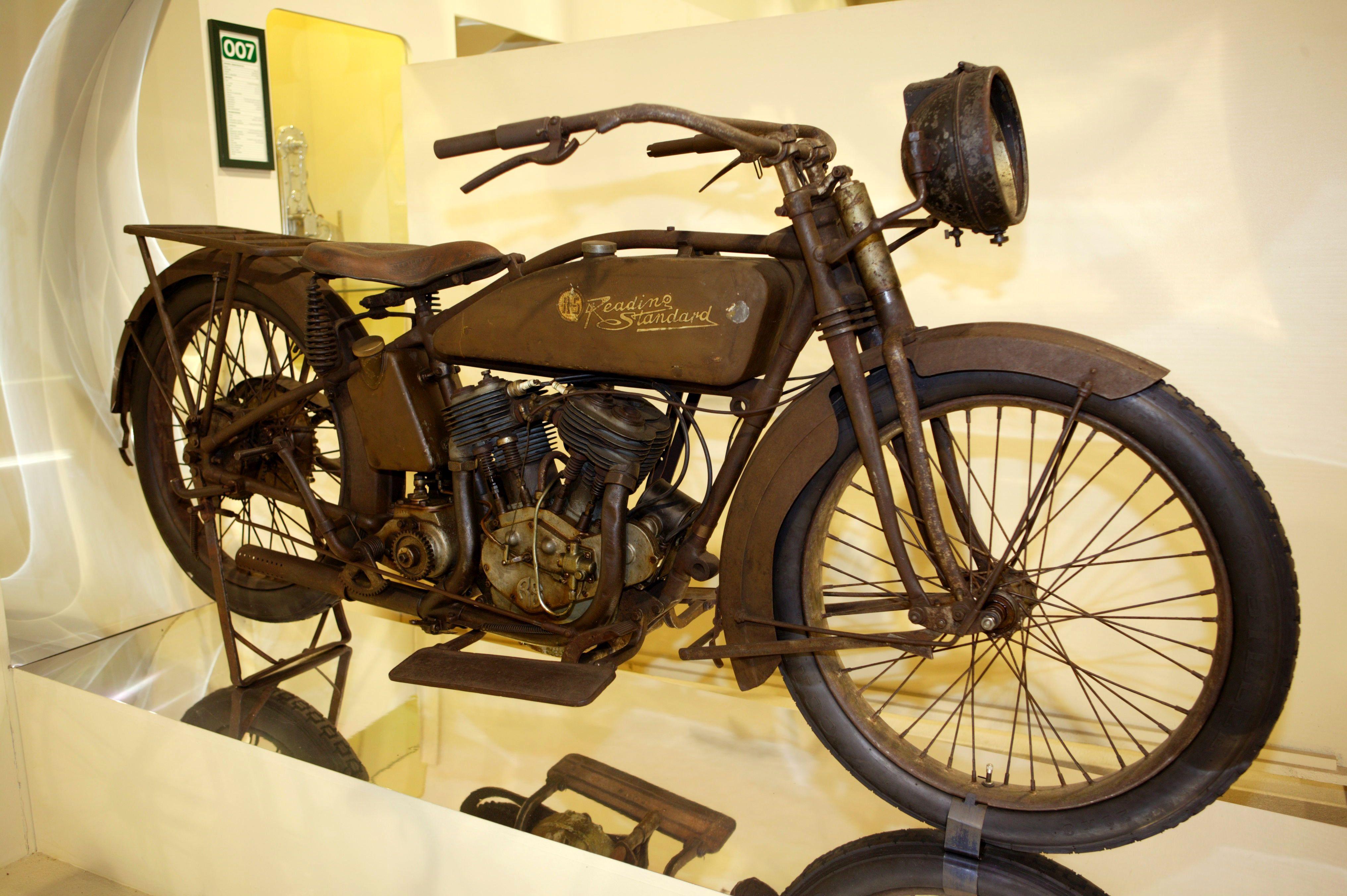 moto storica