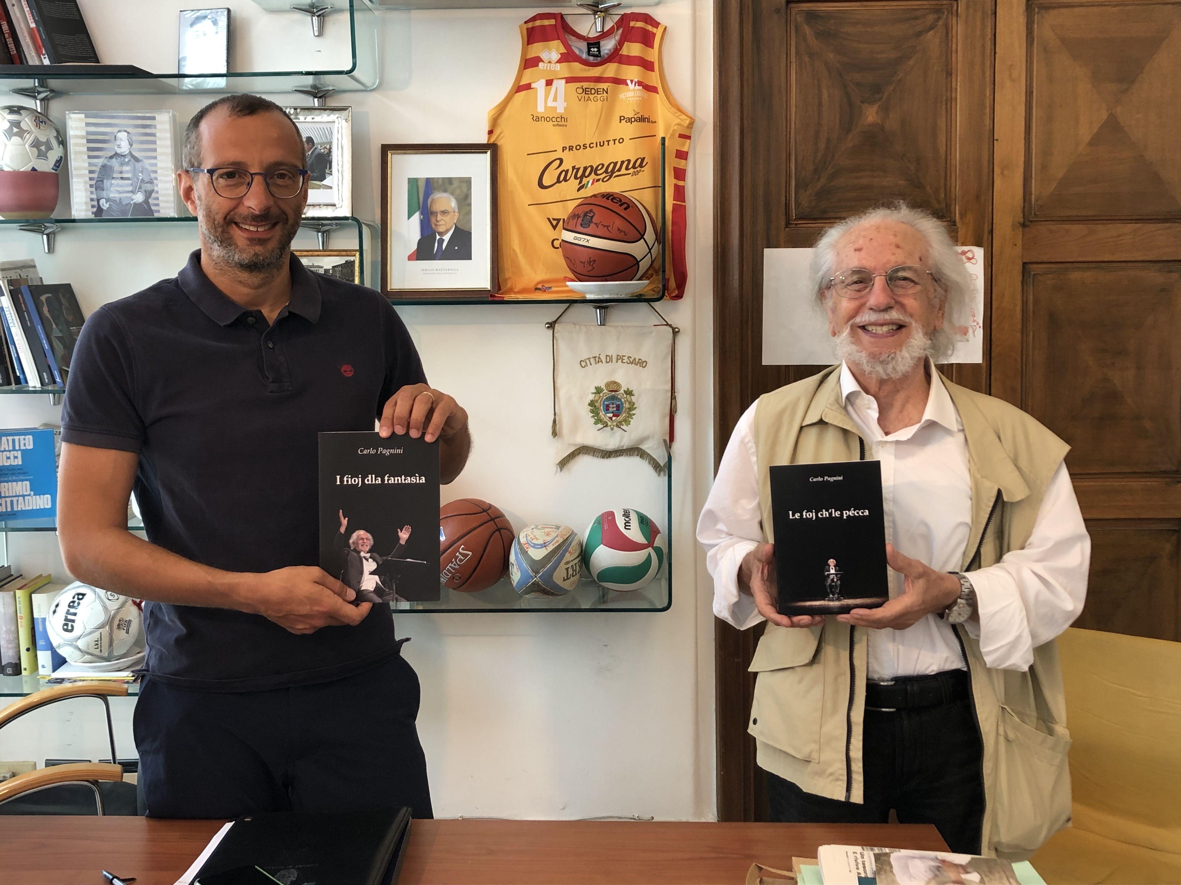 Ricci e Carlo Pagnini